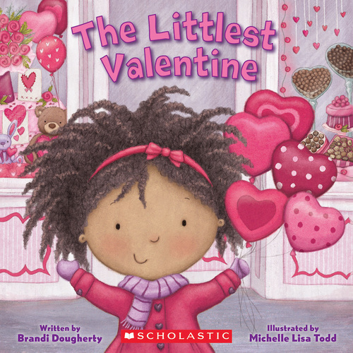 The Littlest Valentine book