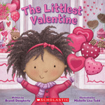 The Littlest Valentine book