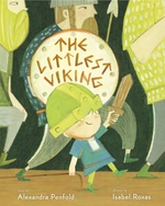 The Littlest Viking book