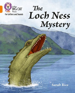 The Loch Ness Mystery book