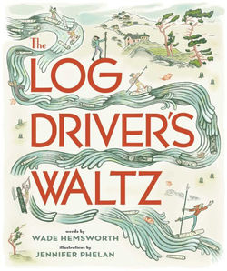 The Log Driver's Waltz book
