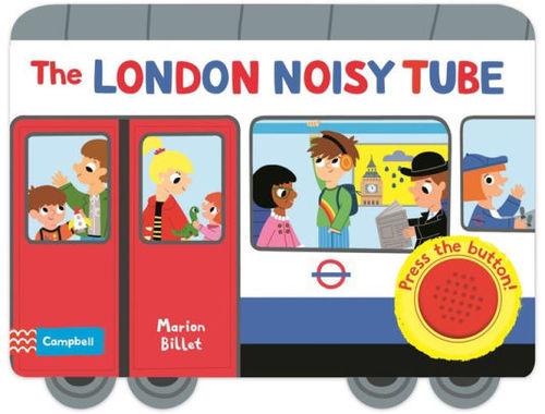 The London Noisy Tube book
