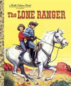 The Lone Ranger book