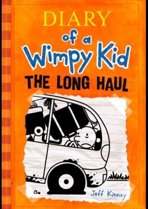 The Long Haul book