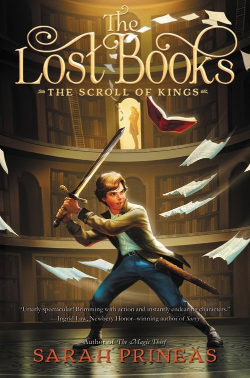 The Lost Books: The Scroll of Kings book