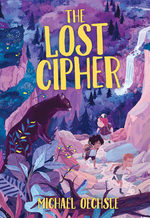 The Lost Cipher book