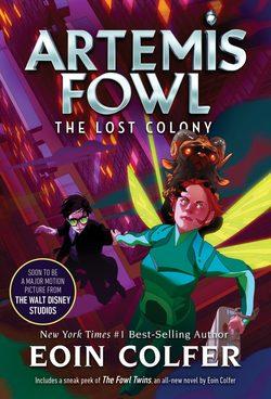 The Lost Colony book
