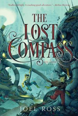 The Lost Compass book
