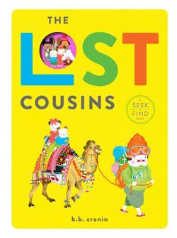 The Lost Cousins book