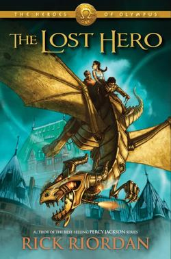 The Lost Hero book