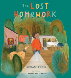 The Lost Homework book