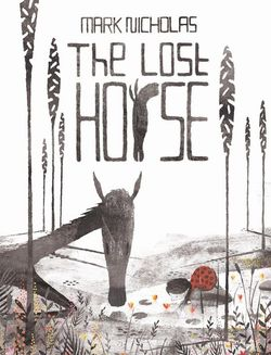The Lost Horse book