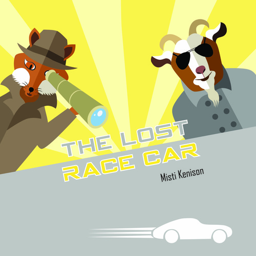 The Lost Race Car book