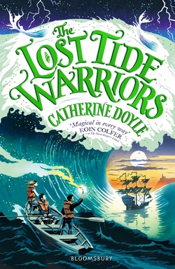 The Lost Tide Warriors book