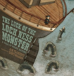 The Luck of the Loch Ness Monster book