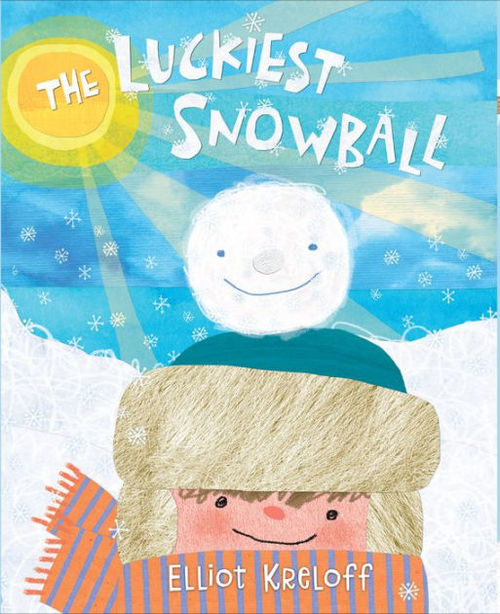 The Luckiest Snowball Book