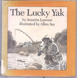 The Lucky Yak book