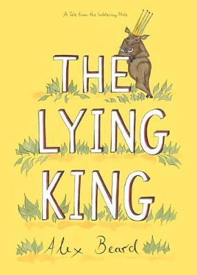 The Lying King book