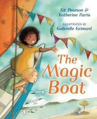 The Magic Boat book