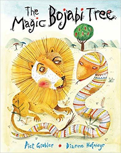 The Magic Bojabi Tree  book