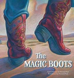 The Magic Boots book