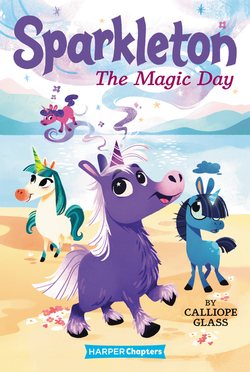 The Magic Day book