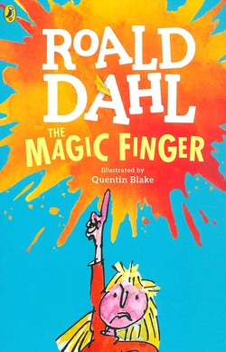 The Magic Finger book