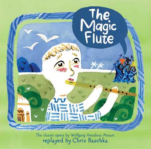 The Magic Flute book