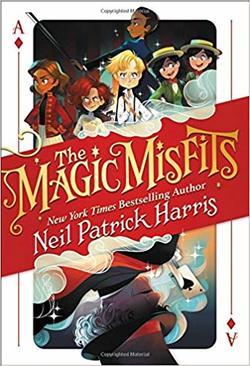The Magic Misfits book