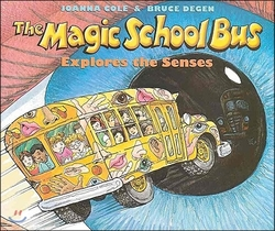 The Magic School Bus Explores the Senses book