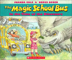 The Magic School Bus in the Time of the Dinosaurs book