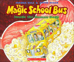 The Magic School Bus Inside the Human Body book