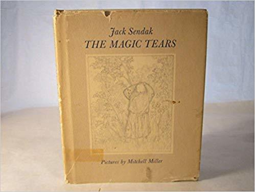 The magic tears book