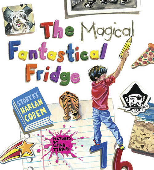 The Magical Fantastical Fridge book