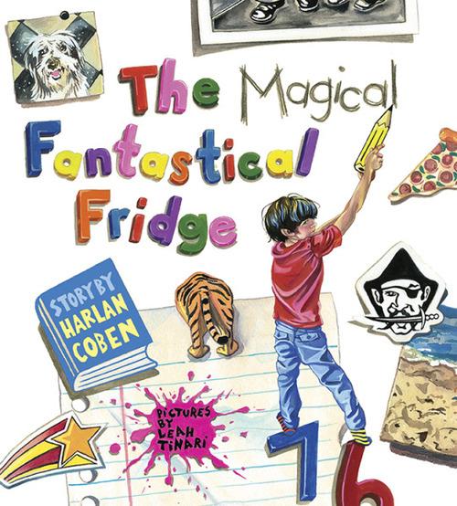 The Magical Fantastical Fridge book