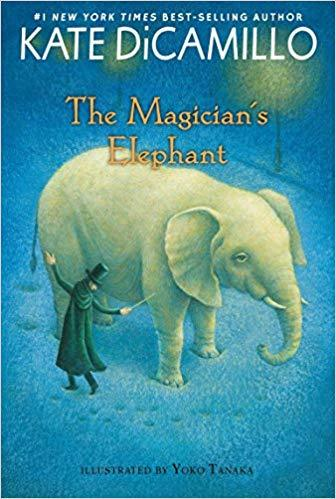 The Magician's Elephant book