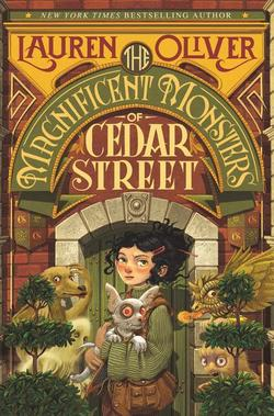 The Magnificent Monsters of Cedar Street book