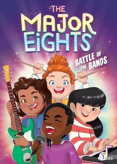 The Major Eights 1: Battle of the Bands book