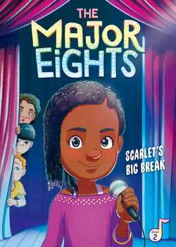The Major Eights 2: Scarlet's Big Break book