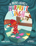 The Many Colors of Harpreet Singh book