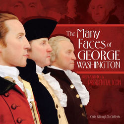 The Many Faces of George Washington: Remaking a Presidential Icon (Exceptional Social Studies Titles for Intermediate Grades) book