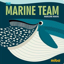 The Marine Team book