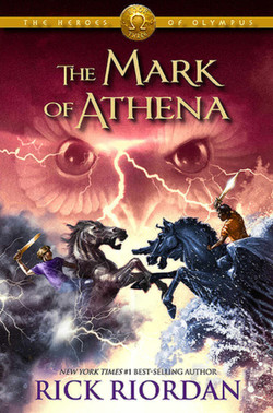 The Mark of Athena book