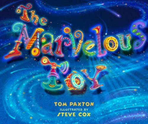 The Marvelous Toy book