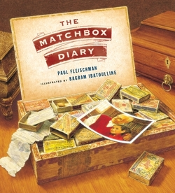 The Matchbox Diary book