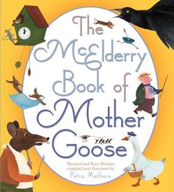 The McElderry Book of Mother Goose book