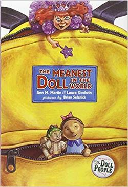 The Meanest Doll in the World book