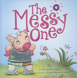 The Messy One book