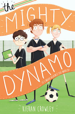 The Mighty Dynamo book