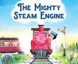The Mighty Steam Engine book